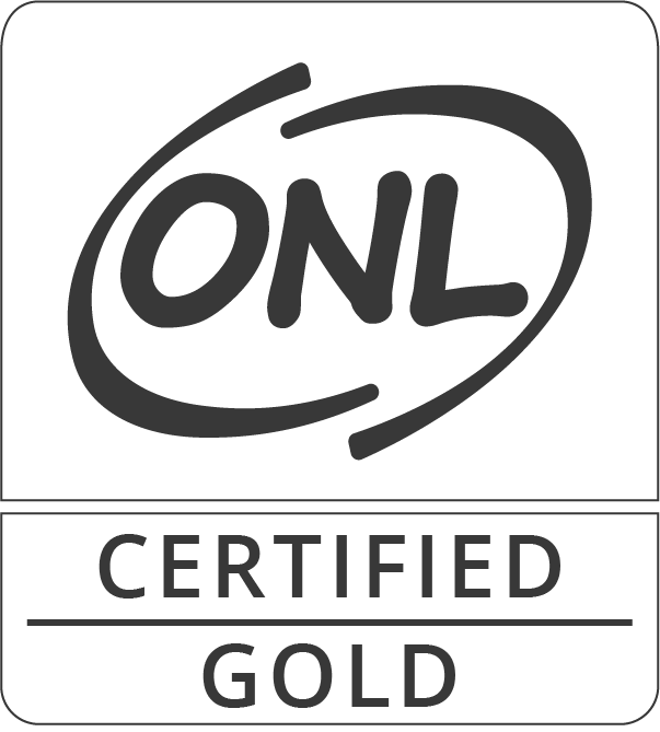 ONL Certified Gold Logo